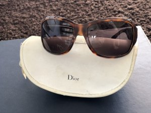Dior Oval Sunglasses multicolored synthetic material