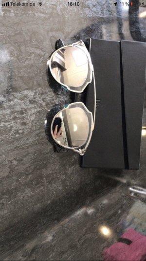 Christian Dior Bril zilver