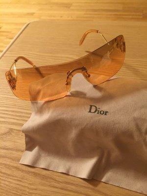 Dior Retro Glasses orange