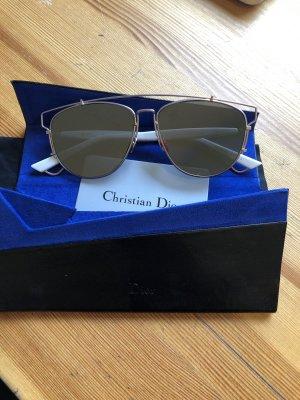 Christian Dior Sunglasses silver-colored