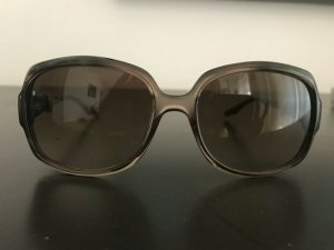 Dior Angular Shaped Sunglasses brown synthetic material