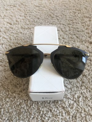 Dior Aviator Glasses gold-colored-anthracite