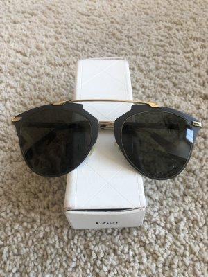 Dior Occhiale da pilota oro-antracite