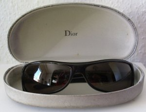 Dior Sunglasses black synthetic material