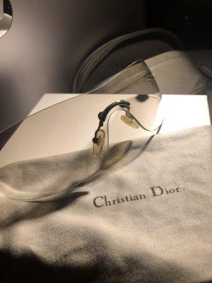 Christian Dior Retro Glasses white