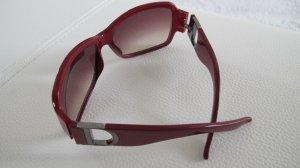 Dior Gafas de sol burdeos-color plata