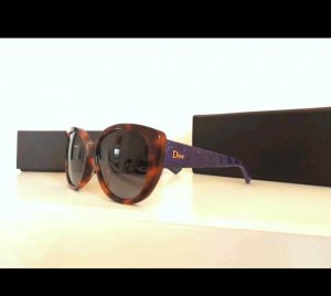 Dior Sonnenbrille Lady Braun Blau Neu