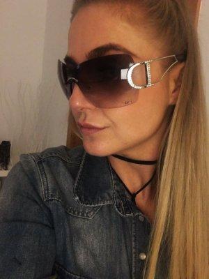 Dior Sonnenbrille mit Logodetail