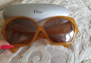 Dior Lunettes marron clair acétate