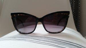 Christian Dior Gafas mariposa negro-taupe