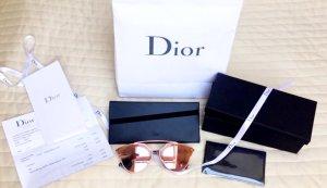 Dior Lunettes or rose
