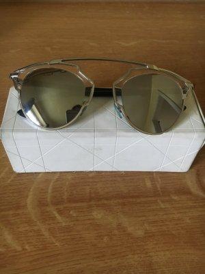 Dior Sonnenbrille So Real Silber