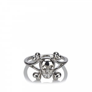 Dior Tete de Mort Diamond Ring
