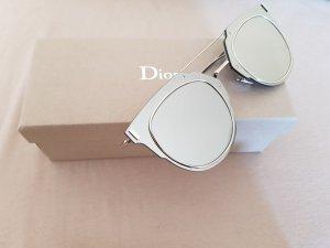 Dior Unisex Sonnenbrille Composit 1.0 argento neuwertig