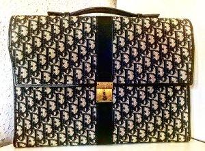 Dior Vintage Tasche Handtasche Aktentasche Börsen Koffer Bag Clutch