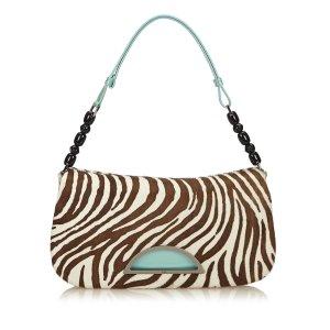 Dior Zebra Print Ponyhair Malice