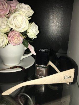 Dior Gafas negro-crema