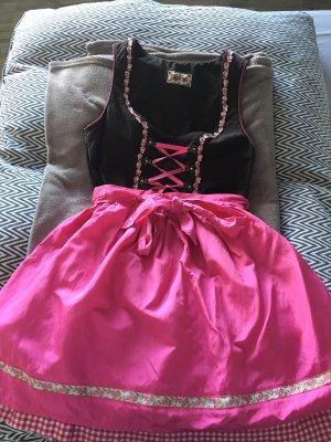 Stockerpoint Vestido Dirndl rosa