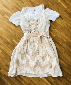 Corsage Dress white-cream