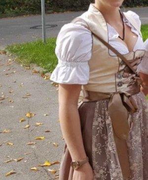 Amy Vermont Dirndl beige-brun