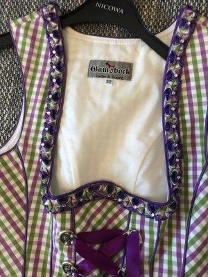 Gamsbock Vestido Dirndl multicolor