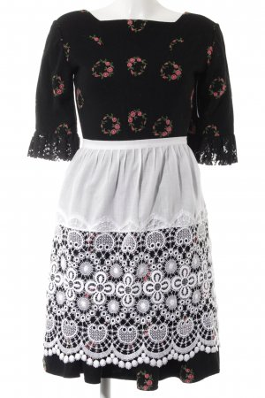 Dirndl Blumenmuster Country-Look