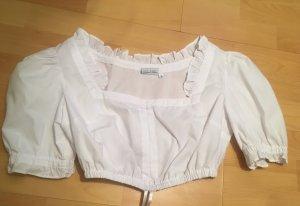 Dirndl-Bluse in Größe 34 von Ludwig & Therese