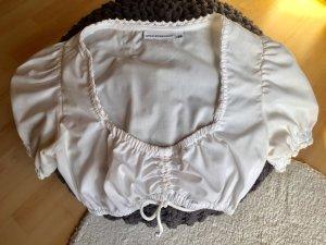 Stockerpoint Folkloristische blouse wit