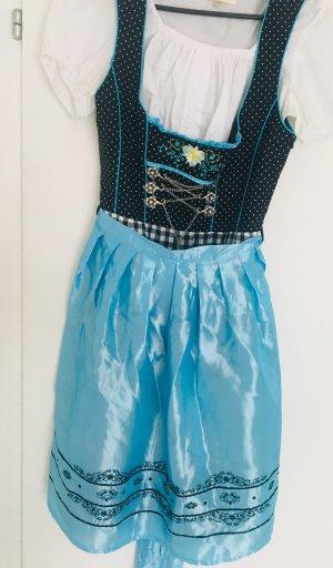 Dirndl.com Robe à corsage multicolore