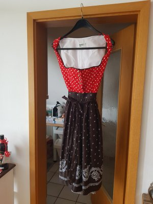 Distler Vestido Dirndl multicolor