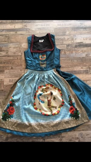 Country Line Vestido Dirndl multicolor