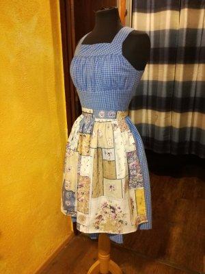 Dirndl Gr. 32/34, Trachtenkleid, Kleid mit Schürze
