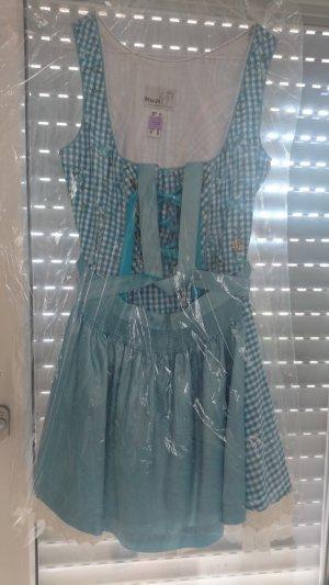 Petticoat Dress azure