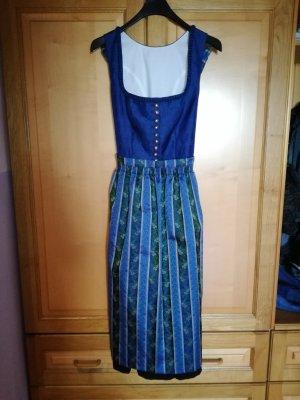 Dirndl Größe 44, Trachtenkleid, Kleid mit Schürze
