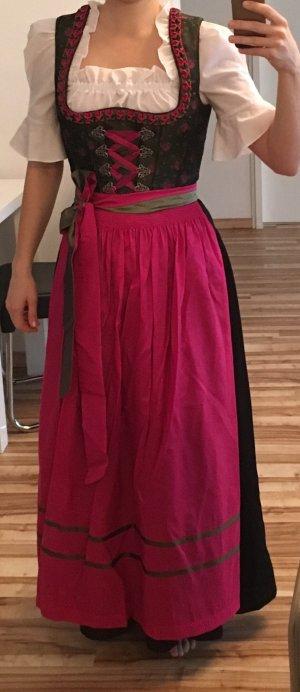 Himmelblau by Lola Paltinger Vestido corsage negro