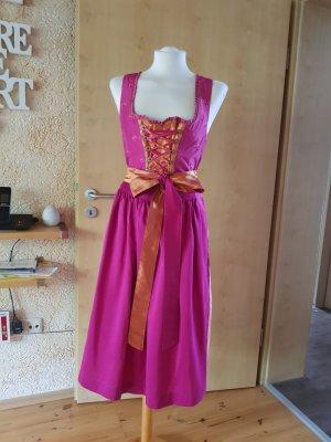 Turi Landhaus Midi Dress multicolored