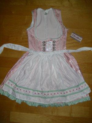 Dirndl pink-white