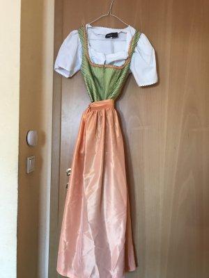 Traditional Dress multicolored cotton