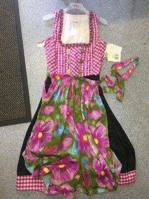 Dirndl Kleid von Heine Gr.36, neu mit Etikett