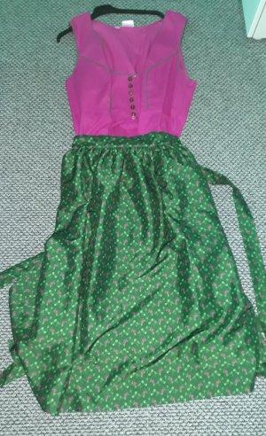 b.p.c. Bonprix Collection Dirndl violet-forest green