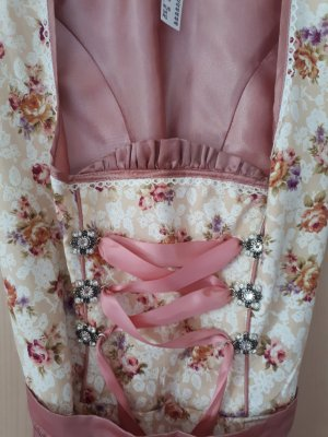 MarJo Dirndl stoffig roze