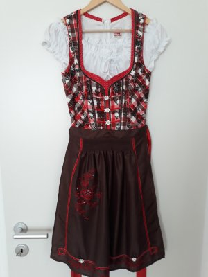 Spieht & Wensky Traditional Dress red