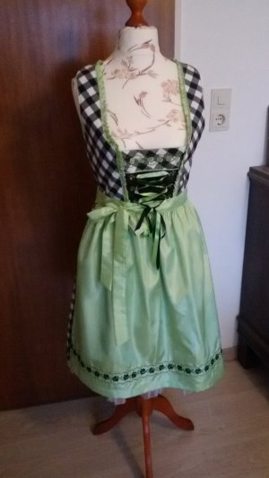 Fuchs Trachtenmoden Dirndl multicolored mixture fibre