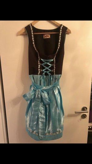 Stockerpoint Vestido tradicional multicolor
