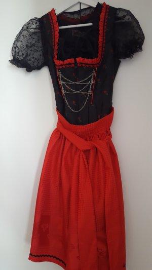 Stockerpoint Traditionele jurk veelkleurig