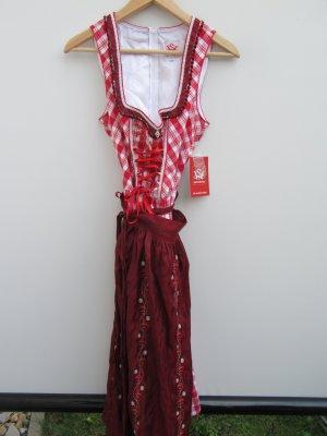 Spieth & Wensky Dirndl red-white
