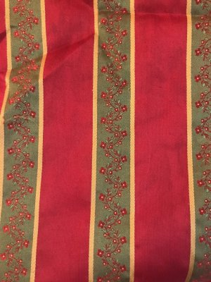 Dirndl multicolored polyester