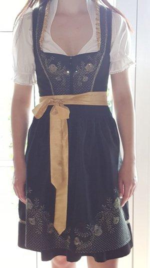Dirndl - Spieth & Wensky Miss Germany Größe 36 inkl. Bluse