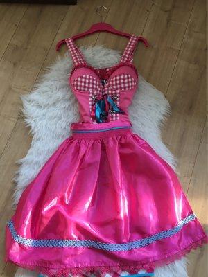 Dirndl Stockerpoint pink 36