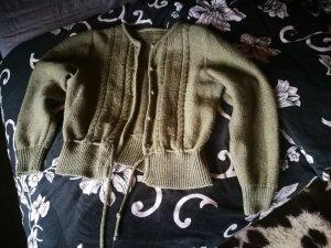 Giacca di lana cachi Lana